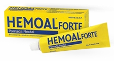 Imagen del producto HEMOAL FORTE POMADA RECTAL 30 G