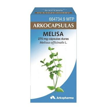 Imagen del producto ARKOCÁPSULAS MELISA 275 MG 48 CÁPSULAS DURAS