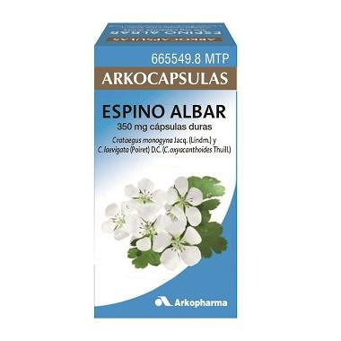 Imagen del producto ARKOCÁPSULAS ESPINO ALBAR 350 MG 48 CÁPSULAS DURAS