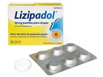 Imagen del producto LIZIPADOL 20 MG PASTILLAS PARA CHUPAR , 18 pastillas