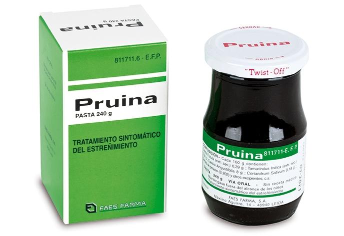 Imagen del producto PRUINA FRASCO 240 G
