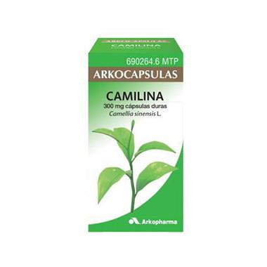 Imagen del producto ARKOCAPSULAS CAMILINA 300 MG 50 CÁPSULAS DURAS