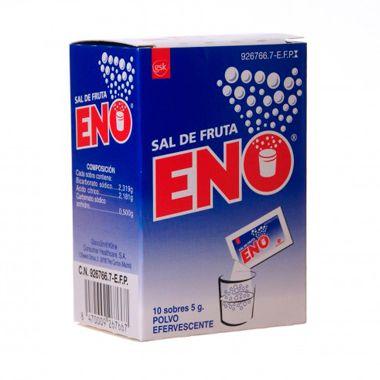 Imagen del producto SAL DE FRUTA ENO 5 G 10 SOBRES