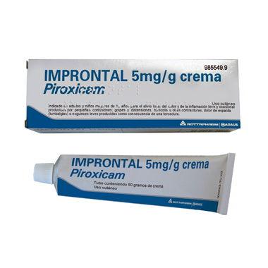 Imagen del producto IMPRONTAL CREMA