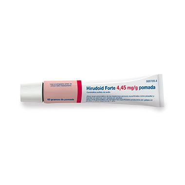 Imagen del producto HIRUDOID FORTE 4,45 mg/g POMADA , 1 tubo de 60 g
