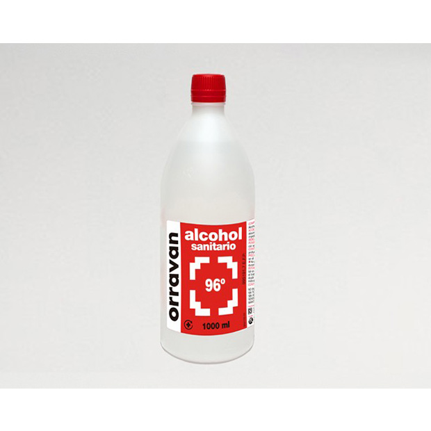 Imagen del producto ALCOHOL 96 SANIT MEN 1000ML